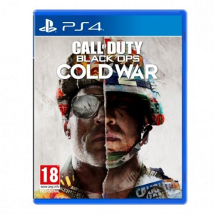 JUEGO PS4 EFOOTBALL CALL OF DUTY COLD WAR 1