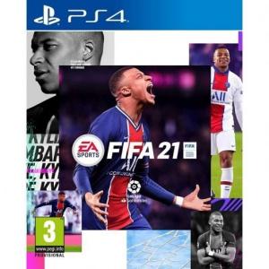 JUEGO PS4 FIFA21 STANDARD EDITION 1
