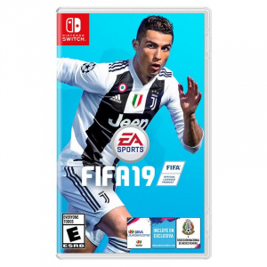 JUEGO SWITCH FIFA 19 1