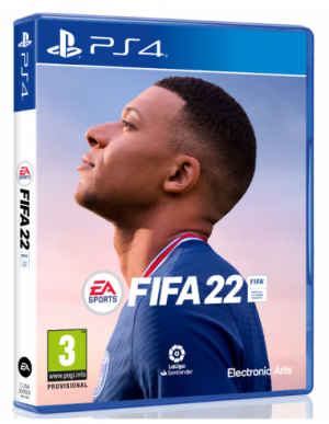 JUEGO PS4 FIFA 22 1