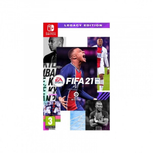 JUEGO NINTENDO SWITCH FIFA 21 (LEGACY EDITION) 1
