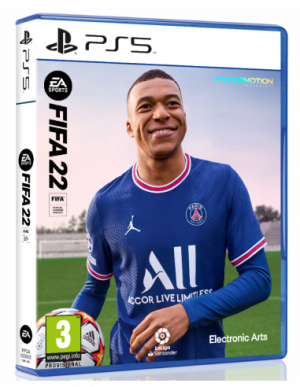 JUEGO PS5 FIFA 22 1