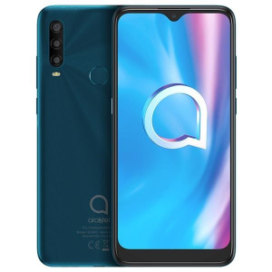 "TELEFONO MOVIL ALCATEL 1SE 2020 AGATE GREEN 6.22""/OC1.6/3GB/32 1"
