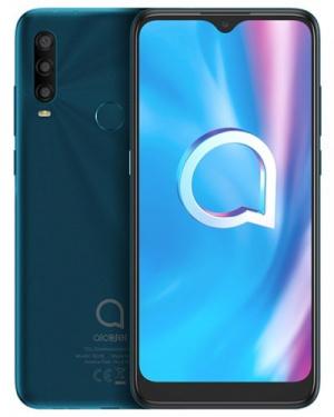 """TELEFONO MOVIL ALCATEL 1SE 2021 AGATE GREEN 6.22""""/OC1.6/6GB/64 1"""