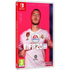JUEGO NINTENDO SWITCH FIFA 20 (LEGACY EDITION) 1