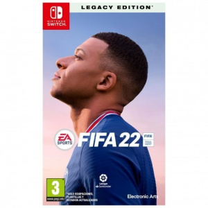 JUEGO SWITCH FIFA 22 1