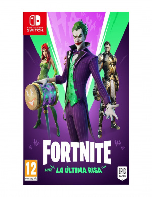 JUEGO NINTENDO SWITCH FORTNITE LA ULTIMA RISA 1