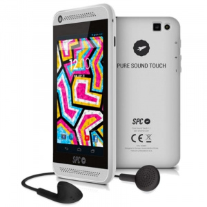 "MP5 SPC INTERNET PURE SOUND TOUCH BT 8GB 4.3"" 1"