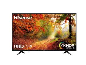 "TELEVISION 50"" HISENSE 50A6140 4K UHD HDR SMART TV 1"