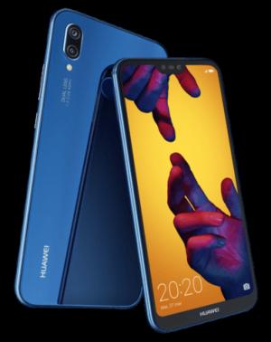 """TELEFONO MOVIL HUAWEI P20 LITE AZUL 5.8""""/OC2.3/4GB/64GB 1"""