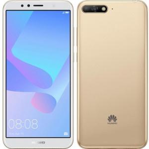 """TELEFONO MOVIL HUAWEI Y6 2018 4G ORO 5.70""""/QC1.4/2GB/16GB 1"""