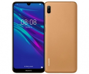 "TELEFONO MOVIL HUAWEI Y6 2019 4G MARRON 6.09""/QC2.0/2GB/32GB 1"