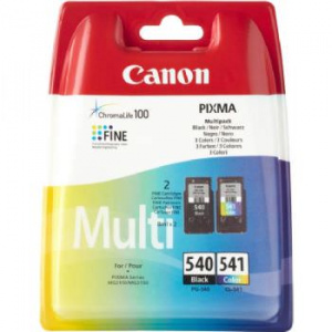CARTUCHO CANON PG-540+CL-541 PIXMA MG3150 1