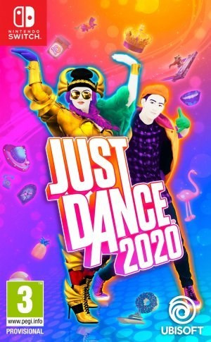 JUEGO JUST DANCE 2020 NINTENDO SWITCH 1