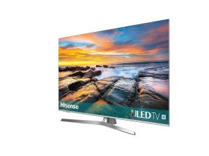"TELEVISION 55"" HISENSE U7B ULED 4K UHD HDR SMART TV AI 1"
