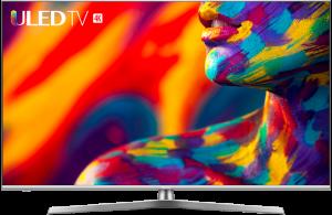 "TELEVISION 55"" HISENSE U8B ULED 4K UHD HDR SMART TV AI 1"