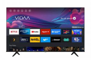 "TELEVISION 58"" HISENSE 58A6G 4K UHD HDR SMART TV IA 1"