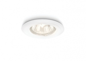 FOCO EMPOTRABLE  PHILIPS ENIF RECESSED WHITE 1XNW 1