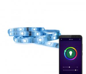 TIRA LED INTELIGENTE SPC IRIS 600 LM RGB+WHITE 2700K WIFI 1