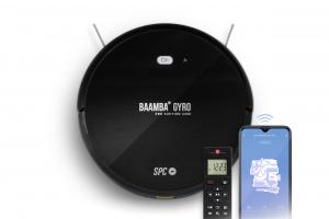 ROBOT ASPIRADOR SPC BAAMBA GYRO PRO SUCTION 4400 1