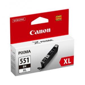 CARTUCHO CANON  INYECCION TINTA CLI-551BK XL NEGRO 1