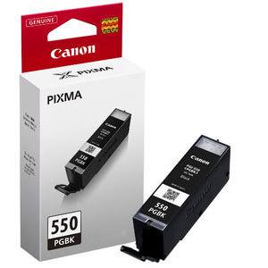 CARTUCHO CANON  PGI-550PGBK   PIXMA IP7250/ MG5450 1