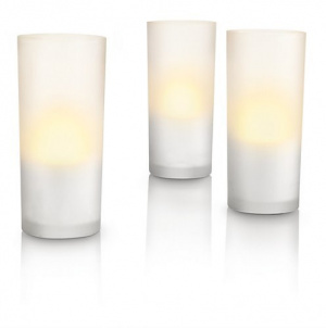 LAMPARA SOBREM. PHILIPS MLA CANDLELIGHTS 3L SET CL 1