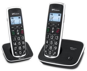 TELEFONO SPC COMFORT KAISER DUO 1