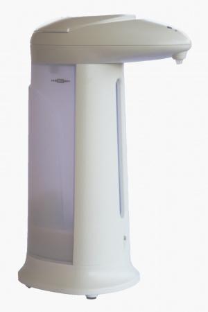 DISPENSADOR AUTOMATICO SOBREMESA GEL HIDROALCOHOLI 1