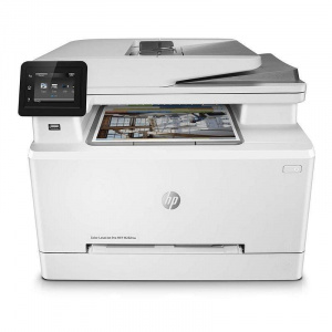 MULTIFUNCION LASER COLOR HP LASERJET PRO M282NW 1