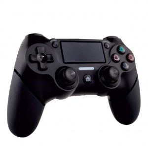 MANDO NUWA PS4 DUAL SHOCK 4 NEGRO COMPATIBLE 1