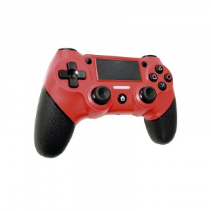 MANDO NUWA PS4 DUAL SHOCK 4 ROJO COMPATIBLE 1