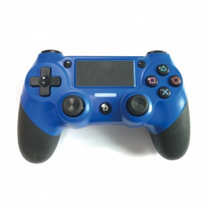 MANDO NUWA PS4 DUAL SHOCK 4 AZUL COMPATIBLE 1