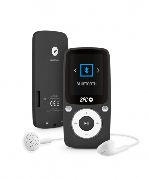 "MP4 SPC INTERNET PURE SOUND BLUETOOTH 8GB 1.8"" 2"