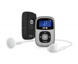 MP3 SPC SPARROW 4GB PLATEADO 1