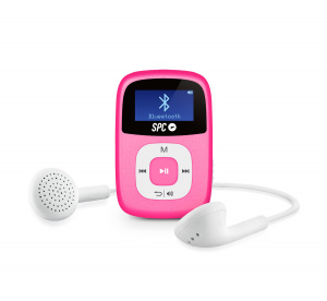 MP3 SPC FIREFLY POWER PINK 8GB 2