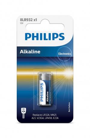 PILAS PHILIPS ALCALINA 8LR932/MN21 12V 1
