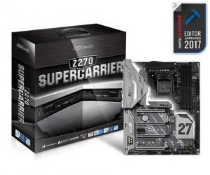 PLACA BASE 1151 ASROCK Z270 SUPERCARRIER ATX/DDR4/3.1/M.2/ 1