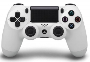 MANDO PS4 DUAL SHOCK 4 BLANCO V2 1