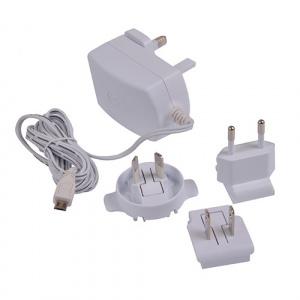 CARGADOR RASPBERRY 5.1V  MICRO USB 2.5A BLANCO 1
