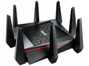 WIFI ROUTER ASUS RT-AC5300 TRIBAND 1