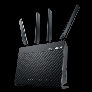 WIFI ASUS ROUTER 4G-AC68U AC1900 4P 10/100/1000 4G 1