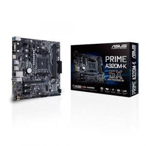 PLACA BASE AM4 ASUS A320M-K MATX/USB 3.1/HDMI/VGA 1