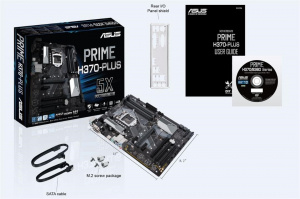 PLACA BASE 1151 CF ASUS PRIME H370-PLUS  ATX/4XDDR4/3.1 1