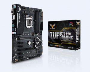 PLACA BASE 1151 CF ASUS TUF H370-PRO GAMING ATX/4XDDR4 1
