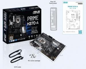 PLACA BASE 1151 ASUS PRIME H370-A ATX/4XDDR4/USB 3.1 1