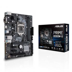 PLACA BASE 1151 ASUS PRIME B360M-D MATX/DDR4 1
