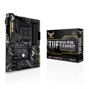 PLACA BASE AM4 ASUS TUF B450-PLUS GAMINGATX/USB 3.1/ 1