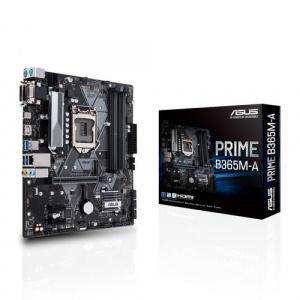 PLACA BASE 1151 ASUS PRIME B365M-A MATX/4XDDR4/USB 3.1 1
