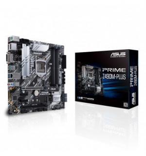 PLACA BASE 1200 ASUS PRIME Z490M-PLUS MATX 1